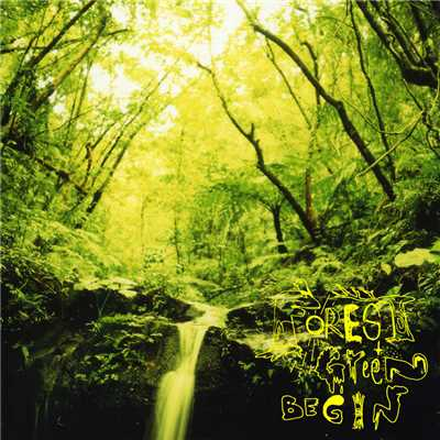 アルバム/Forest Green/BEGIN
