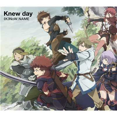シングル/Knew day/(K)NoW_NAME