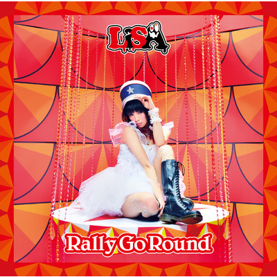 アルバム/Rally Go Round/LiSA