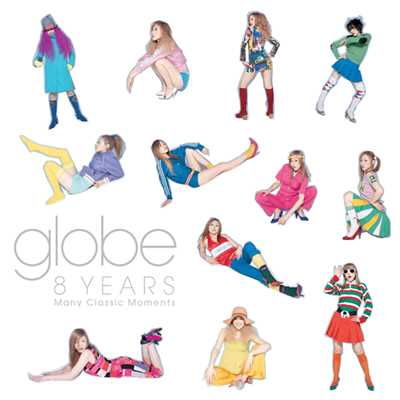 アルバム/8 Years 〜Many Classic Moments〜/globe