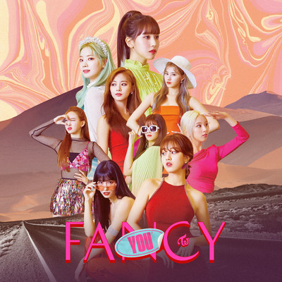 アルバム/FANCY YOU/TWICE