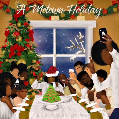アルバム/A Motown Holiday/Various Artists