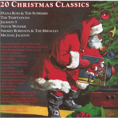 シングル/I Saw Mommy Kissing Santa Claus/The Jackson 5