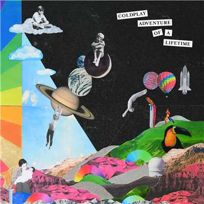 シングル/Adventure Of A Lifetime (Radio Edit)/Coldplay