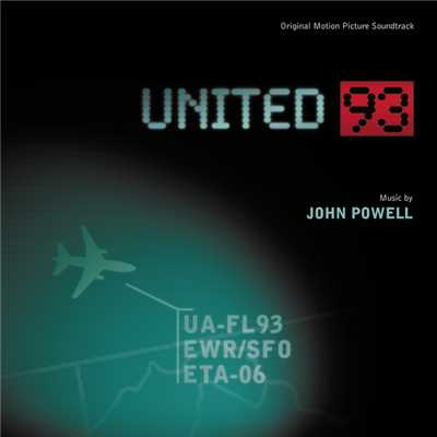アルバム/United 93 (Original Motion Picture Soundtrack)/John Powell