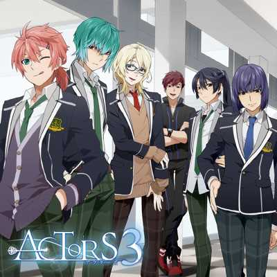アルバム/EXIT TUNES PRESENTS ACTORS3(通常盤)/Various Artists