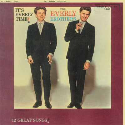 アルバム/It's Everly Time/The Everly Brothers