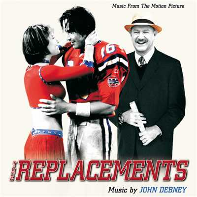 シングル/The Replacements Remix/John Debney