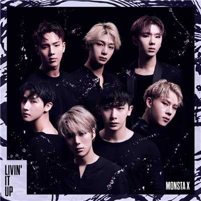 アルバム/LIVIN' IT UP/MONSTA X