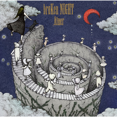 アルバム/broKen NIGHT/holLow wORlD/Aimer