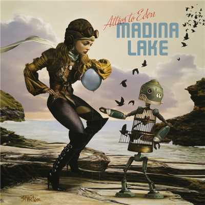 シングル/Never Take Us Alive/Madina Lake
