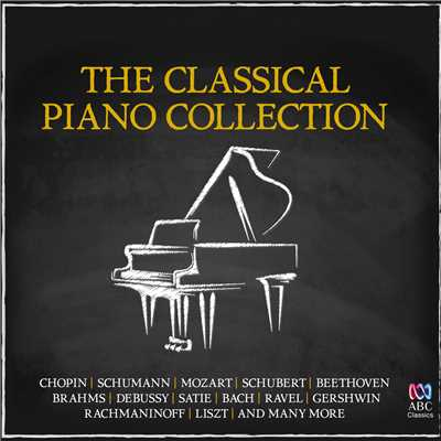 アルバム/The Classical Piano Collection/Various Artists