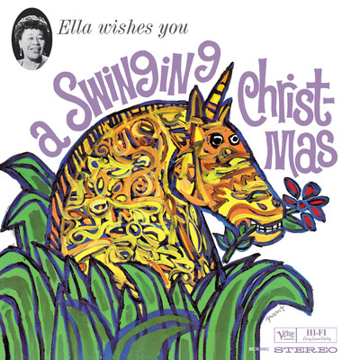 アルバム/Ella Wishes You A Swinging Christmas/Ella Fitzgerald