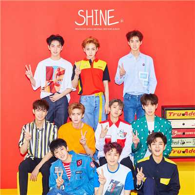 シングル/SHINE (Japanese Ver.)/PENTAGON
