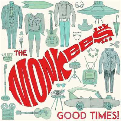 アルバム/Good Times!/The Monkees