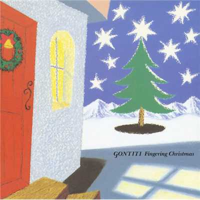 アルバム/FINGERRING CHRISTMAS/GONTITI