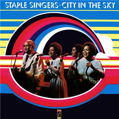 シングル/Back Road Into Town/The Staple Singers