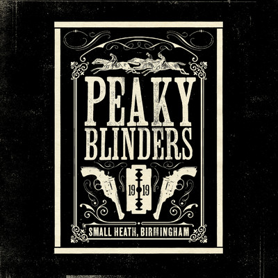 アルバム/Peaky Blinders (Original Music From The TV Series)/Various Artists
