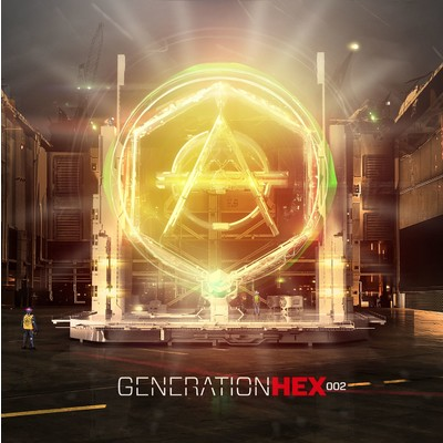 アルバム/Generation HEX 002 E.P./Various Artists