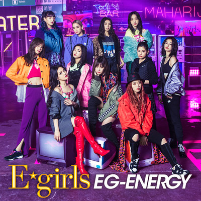 シングル/EG-ENERGY/E-girls