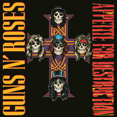 アルバム/Appetite For Destruction (Deluxe Edition)/Guns N' Roses