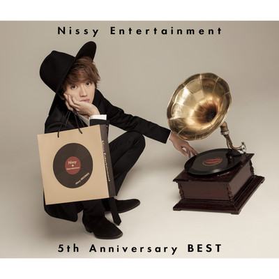 アルバム/Nissy Entertainment 5th Anniversary BEST/Nissy(西島隆弘)