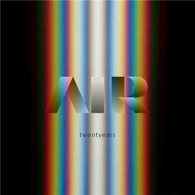 アルバム/Twentyears/Air