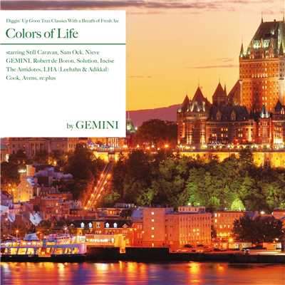 アルバム/Colors of Life by GEMINI/Various Artists