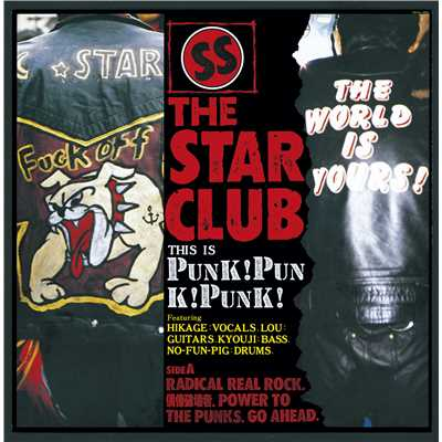 ハイレゾ/POWER TO THE PUNKS/THE STAR CLUB