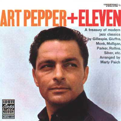 アルバム/Modern Jazz Classics/Art Pepper