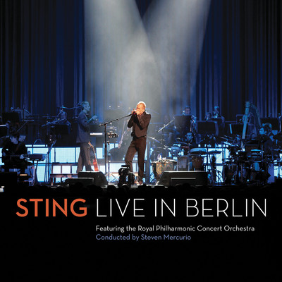 アルバム/Live In Berlin/Sting