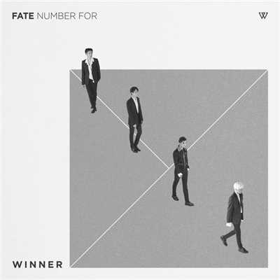 アルバム/FATE NUMBER FOR -KR EDITION-/WINNER