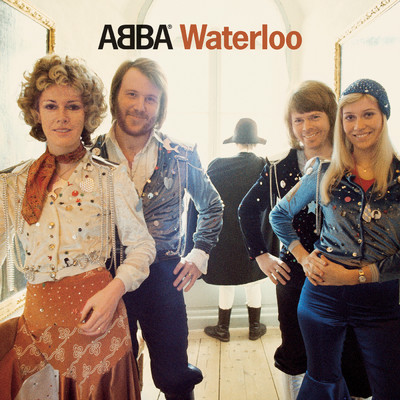 アルバム/Waterloo/ABBA