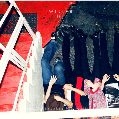 アルバム/TWISTER -EP-/NICO Touches the Walls