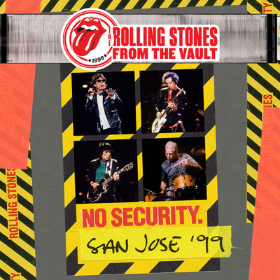 アルバム/From The Vault: No Security - San Jose 1999 (Live)/The Rolling Stones