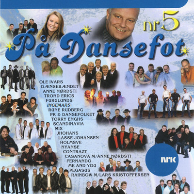 アルバム/Pa dansefot (Nr. 5)/Various Artists