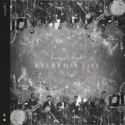 アルバム/Everyday Life/Coldplay