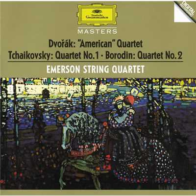 シングル/Tchaikovsky: String Quartet No.1 In D Major, Op.11, TH.111 - 1. Moderato e semplice/Emerson String Quartet