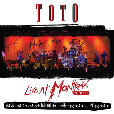 アルバム/Live At Montreux 1991/Toto
