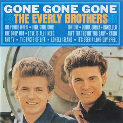 アルバム/Gone Gone Gone/The Everly Brothers