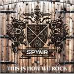 シングル/THIS IS HOW WE ROCK/SPYAIR