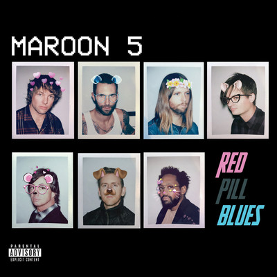シングル/Cold (featuring Future)/Maroon 5