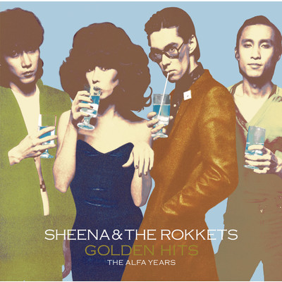 アルバム/GOLDEN HITS-THE ALFA YEARS/SHEENA & THE ROKKETS