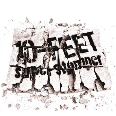 アルバム/super stomper/10-FEET