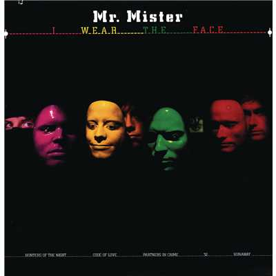 シングル/Partners In Crime/Mr. Mister