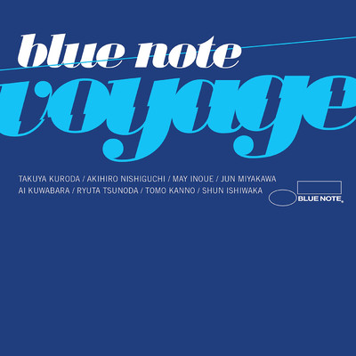 ハイレゾアルバム/BLUE NOTE VOYAGE/Various Artists
