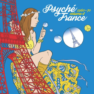 アルバム/Psyche France Vol. 4/Various Artists