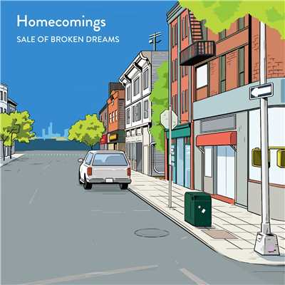 シングル/THEME FROM SALE OF BROKEN DREAMS/Homecomings
