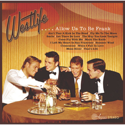 アルバム/Allow Us To Be Frank/Westlife