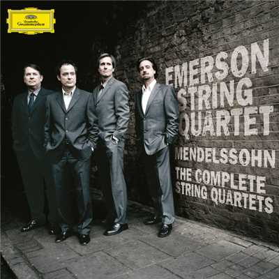アルバム/Mendelssohn: The String Quartets & Octet In Two Parts/Emerson String Quartet